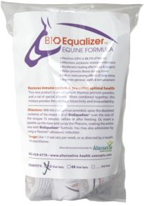 BioEqualizer Horse Immune System Supplement